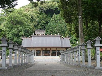 浜名惣社神明宮